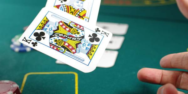 Variaciones de blackjack online más jugadas